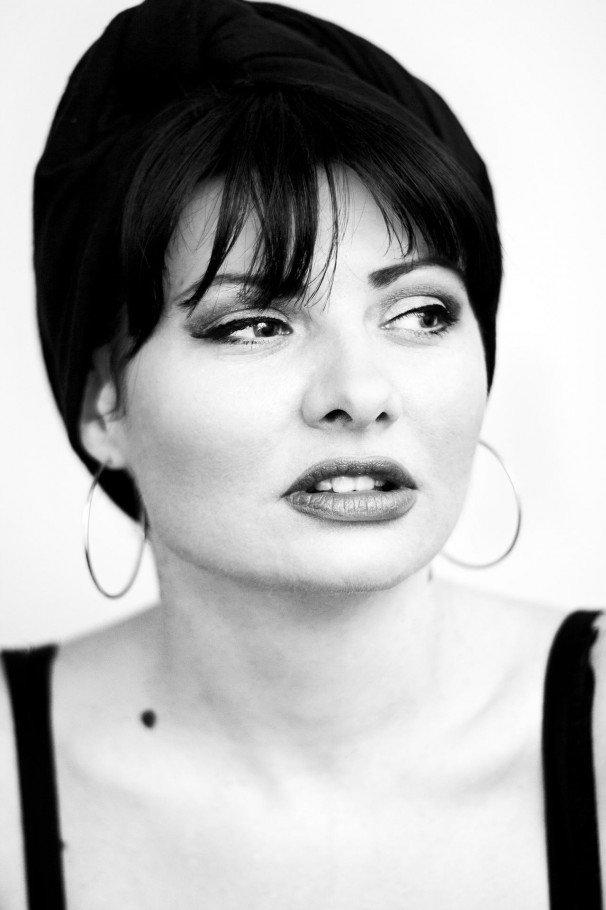 Janja Rescanski, a journalist