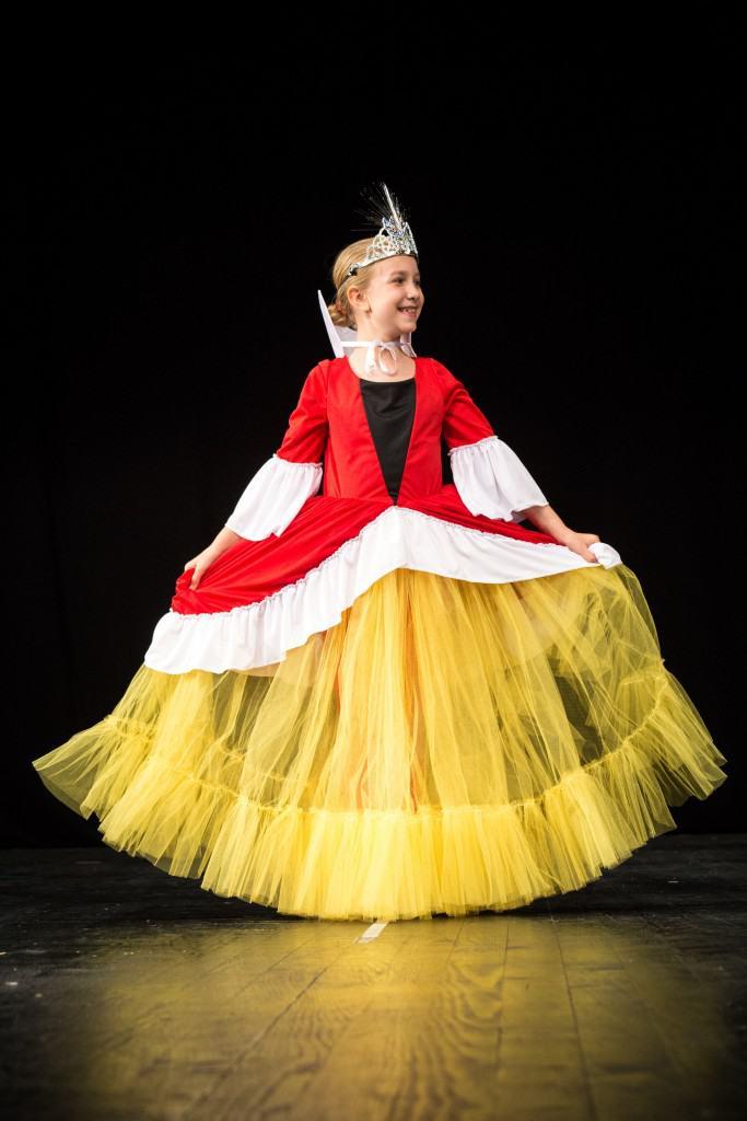 Školica Baleta Zvončica: Kraljica
